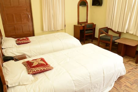 Standard Double Bed Room - Bed & Breakfast