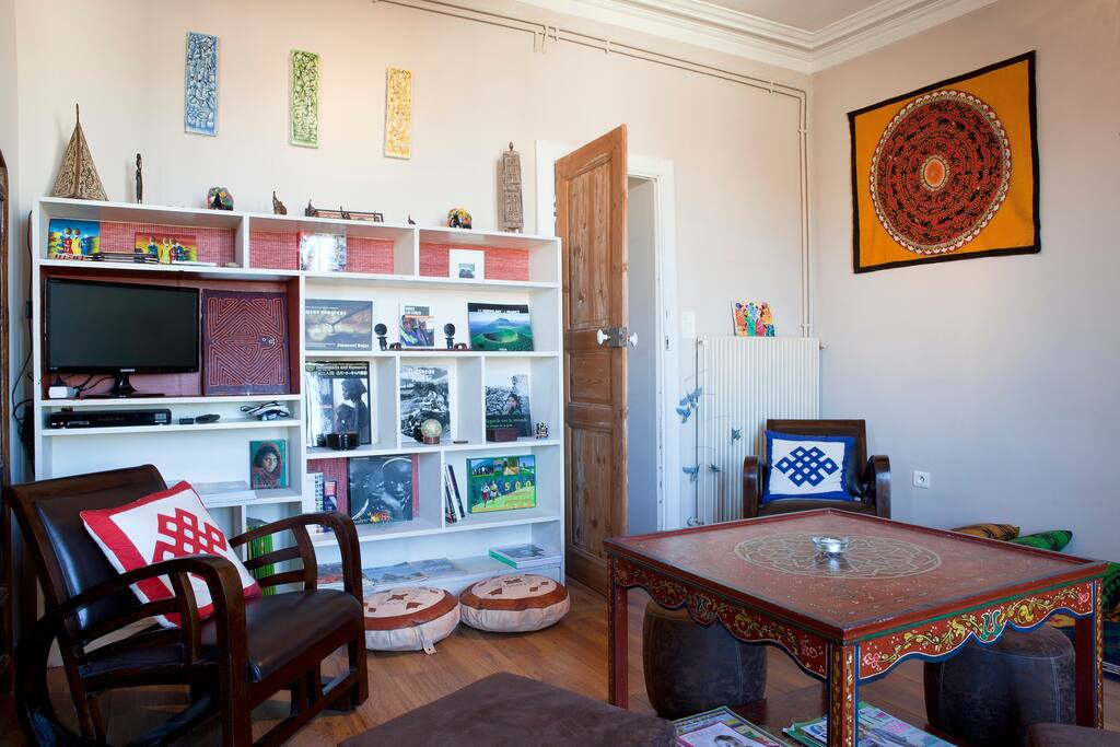 Montpellier Sunny & Cosy 100m² flat