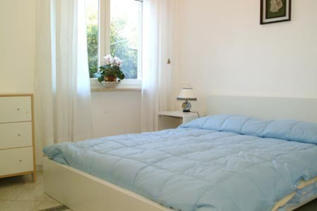 Example of Bedroom in the Kalimera Residence
