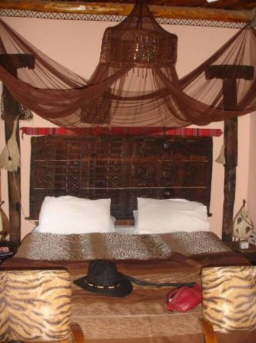 Chambre Africain