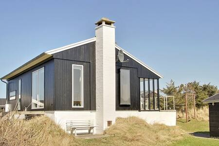Cosy beachhouse, 150m to the beach - Blokhus - Cabana
