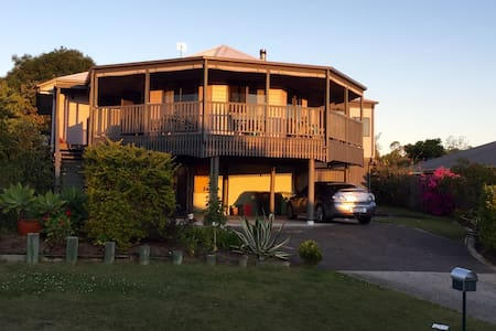 Amazing views, central location. - Nambour