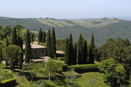 Vacation home in Montalcino