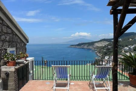 Vacation home in Massa Lubrense