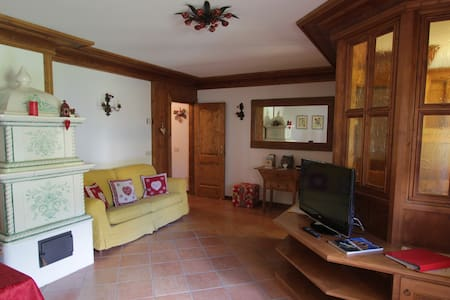 RELAX  NEAR CORTINA : AL TAULA' - Apartment