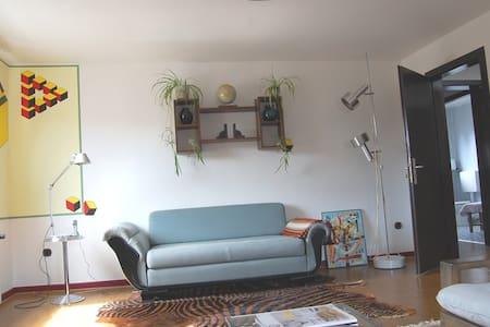 modern-comfort-inn - Apartment