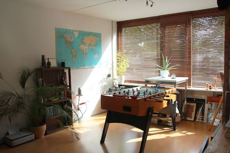 Nice spacious apartment - 2 guests - Lejlighed