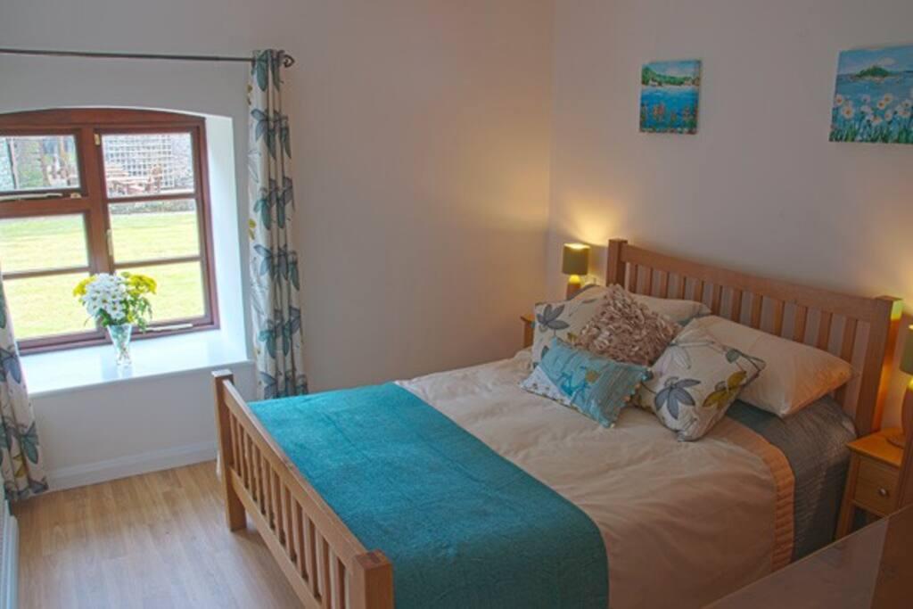 Double Bedroom, memory foam mattress