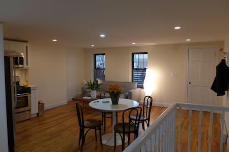 Elegant Bushwick Apartment