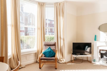 Wellington lodge apartment two - Bridlington