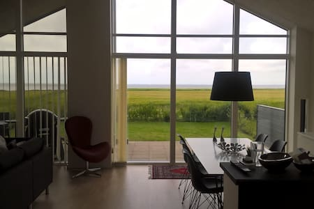 Apartment with view, 300Meter to the see - Ringkobing
