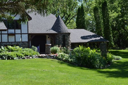 Private location in  Nashotah - House