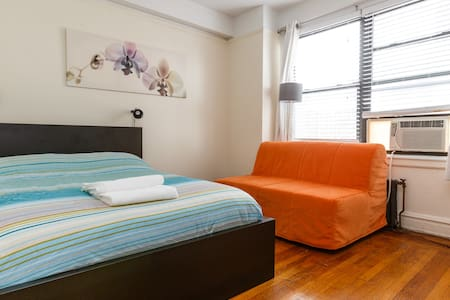 Spacious and Private 2 Bedroom Apt - New York - Apartment