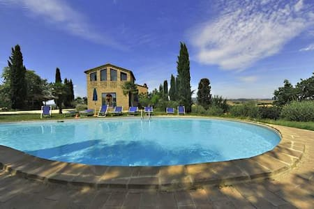 Vacation home in Buonconvento