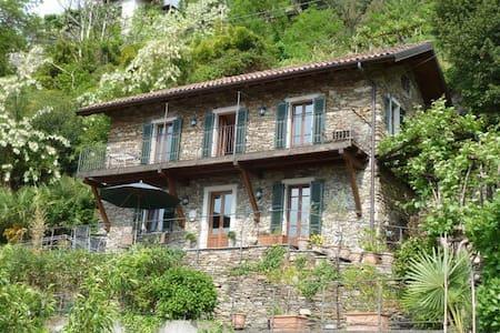 Cannero Rivera - privates Rustico - Haus
