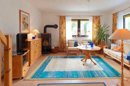Ferienhaus Fiete in Strandnähe - Dierhagen - Casa