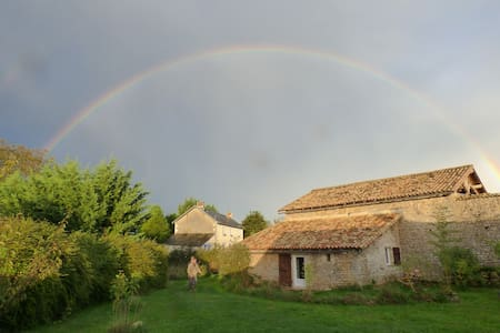 Gites du sentier - Saint-Sauvant - Andere