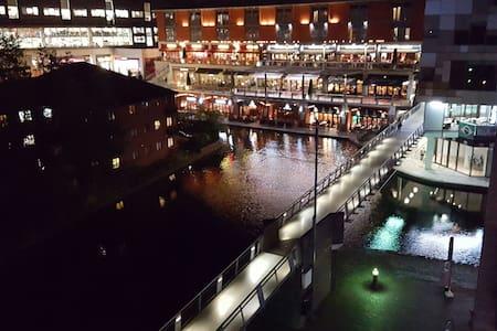 Best wake up view in Birmingham...?