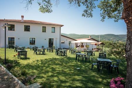 Multiple room in a umbrian farm - Narni - Bed & Breakfast