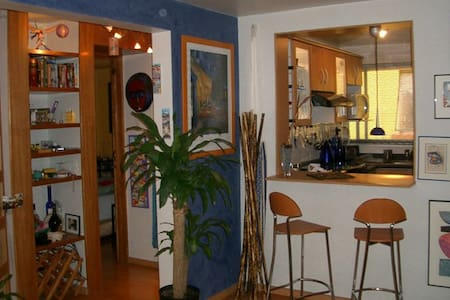 Sunny Apartment in Del Valle