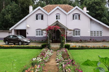 Ooty - English Townhouse on rent