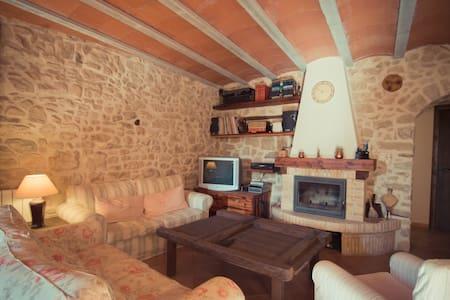 Preciosa casa rural en el Matarraña - Huis