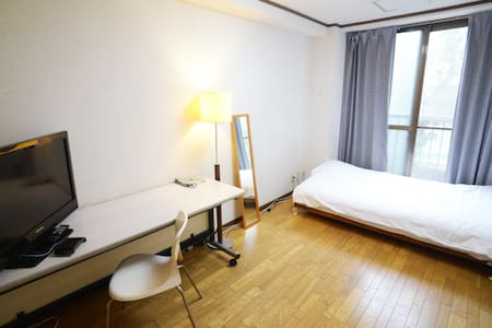 *Private 2DK Apartment in Shinagawa. 5min from Sta - Apartemen