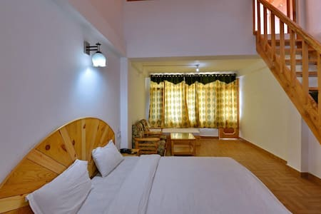 2 bedrooms appartment with Terrace, #1 - Manali - Apartment