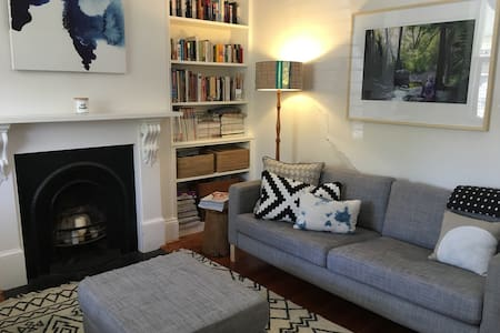 Cosy cottage in perfect location - Parkside - House