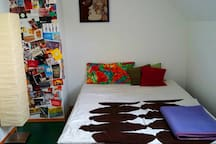 Stylisch, modernes Zimmer