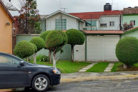 House at Metepec, Mexico. The Best Location. - House