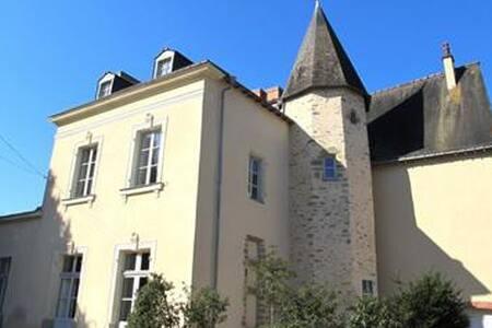 VILLA DE LA MESLERIE - House