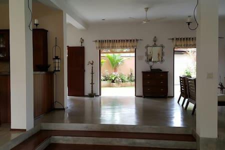 Spacious 4 Bedroom Villa - Malabe