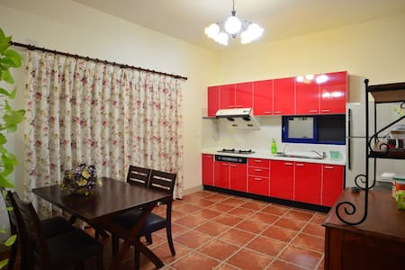 Comfortable and Private Villa No1 - 花蓮縣北埔 - Casa