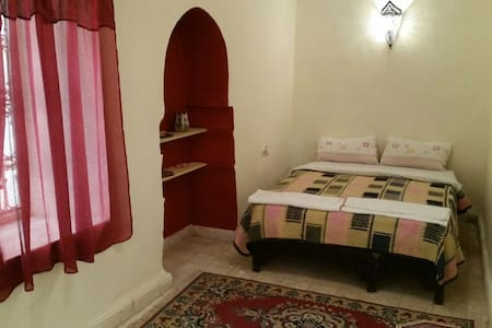 Dar Hicham-Big Double Room - House