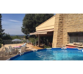Villa au coeur de la Provence - Rumah