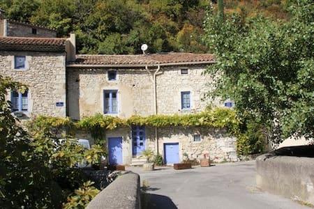 Maison de caractere en Drome provençale - Pont-de-Barret - Dům