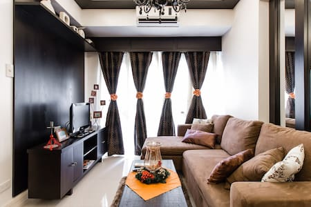 Cozy One Bedroom Condo @BGC Taguig - Wohnung