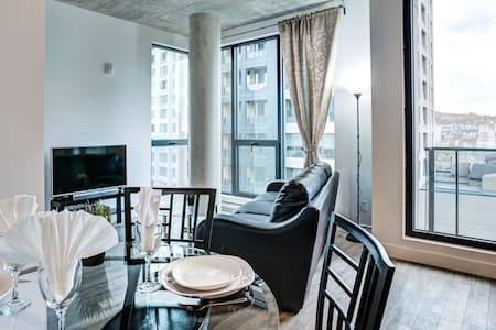 NEW Downtown Montreal Luxury Condo