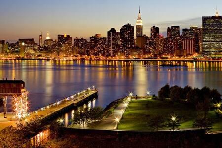 Enjoy your Manhattan and Rest with Manhattan View - Queens - Apartment