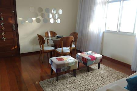 Quarto individual, apê aconchegante - Belo Horizonte - Apartment