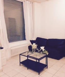 appartement  au centre ville - Carvin - Apartemen