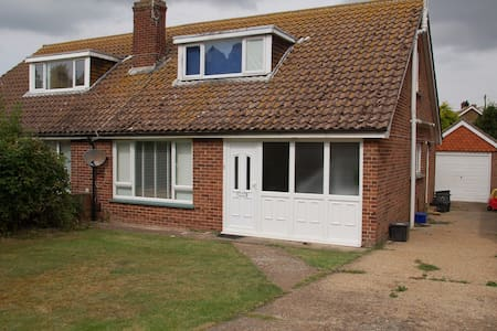 Sunny Single Room Close To Brighton - Saltdean - House