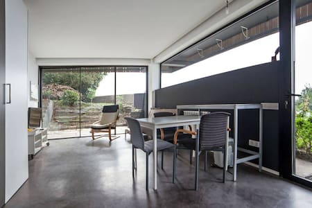 A Casa da Caracola, Caión-A Coruña - Appartement