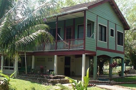 La Casona at duPlooy's Jungle Lodge - San Ignacio - Maison