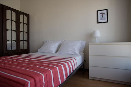 Room type: Private room Bed type: Real Bed Property type: Apartment Accommodates: 2 Bedrooms: 1 Bathrooms: 1.5
