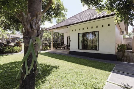 House in rice fields. 4 bedrooms