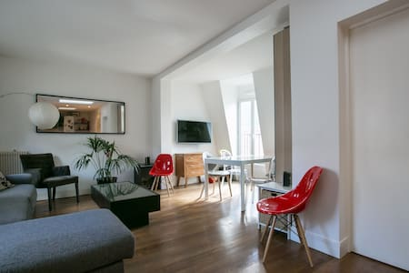 Cosy flat with view / Saint Paul
