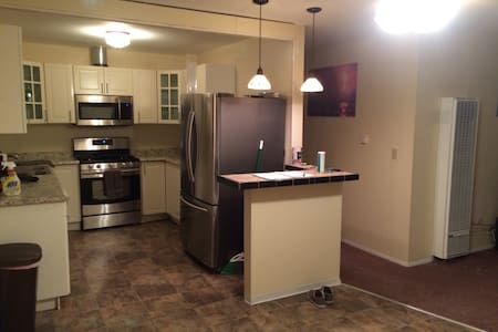 Spacious one bedroom w/ large patio