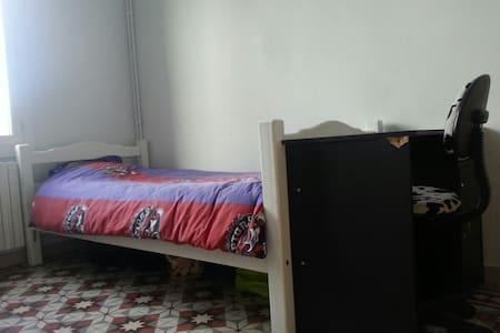 chambre très calme proche centre